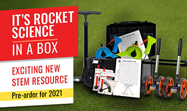 Rocket Science In A Box Pre-order for 2021
