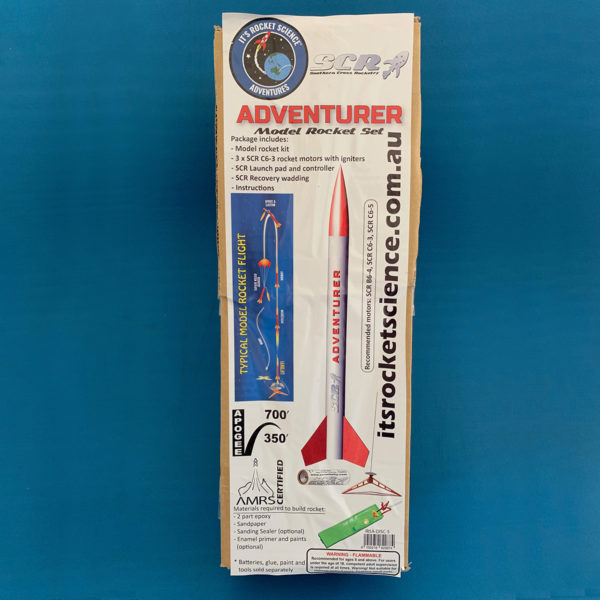 Rocket kit Adventurer