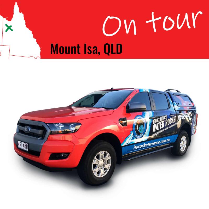 Mount Isa tour