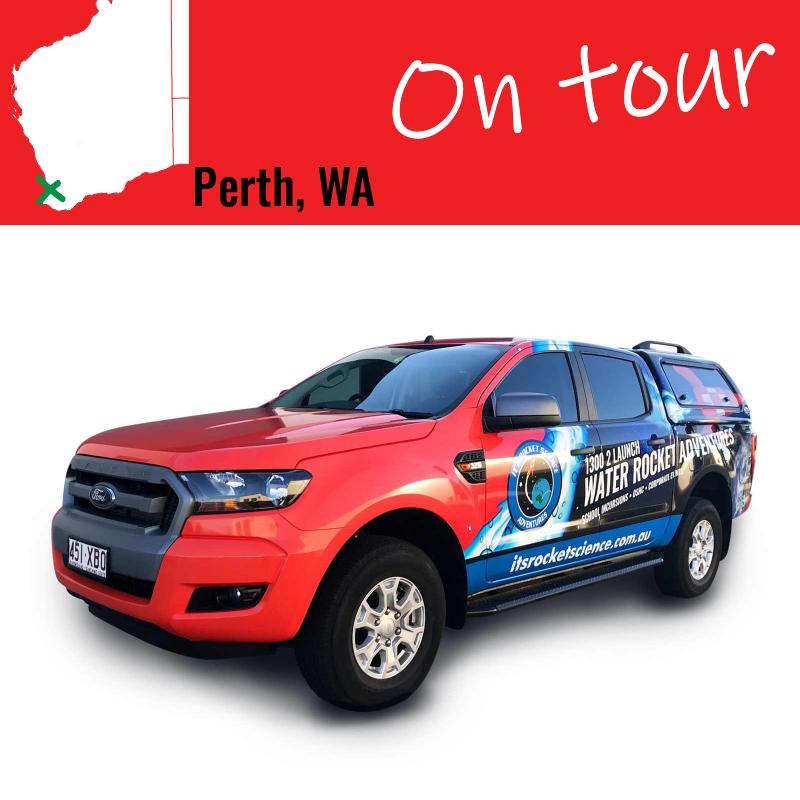 Perth STEM tour