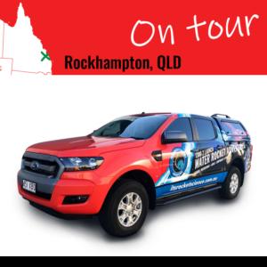Rockhampton tour