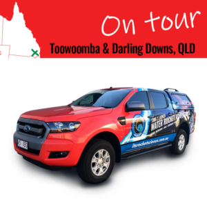 Toowoomba and Darling Downs tour