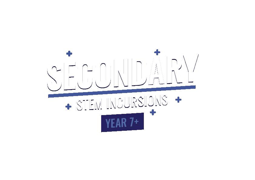 Secondary STEM incursions