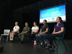 Girls in Aerospace Career Panel