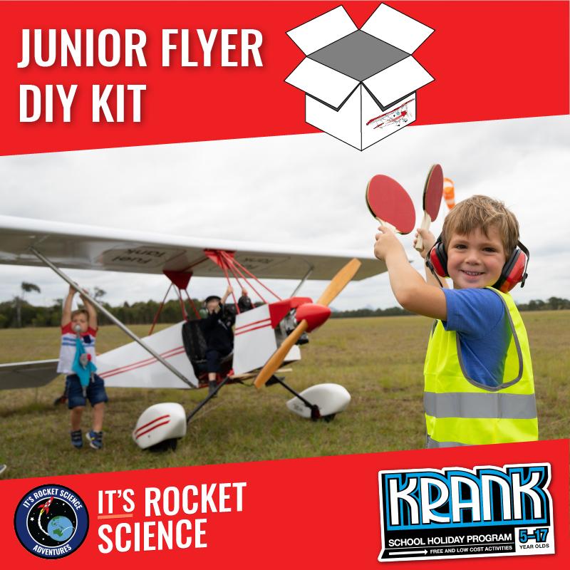 Junior Flyer DIY Kit