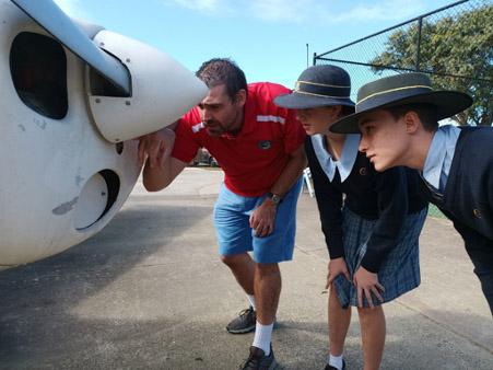 Beechcraft propellar