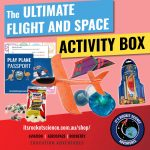 Flight and Space Activity Box