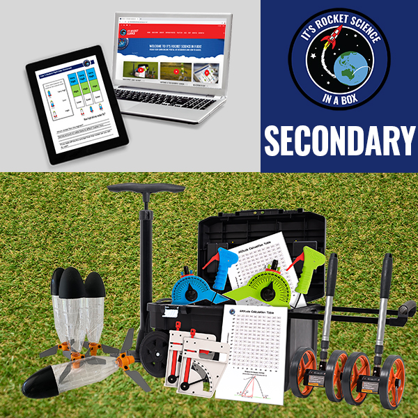 Secondary Rocket Science In a Box