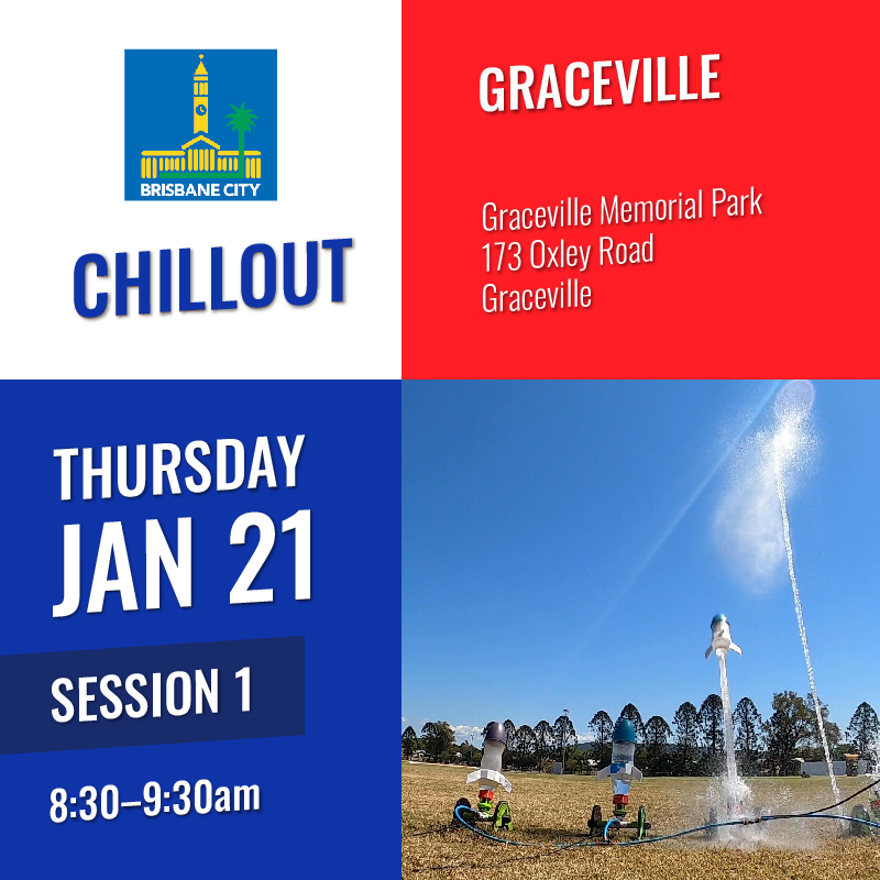 Chillout Graceville Session 1