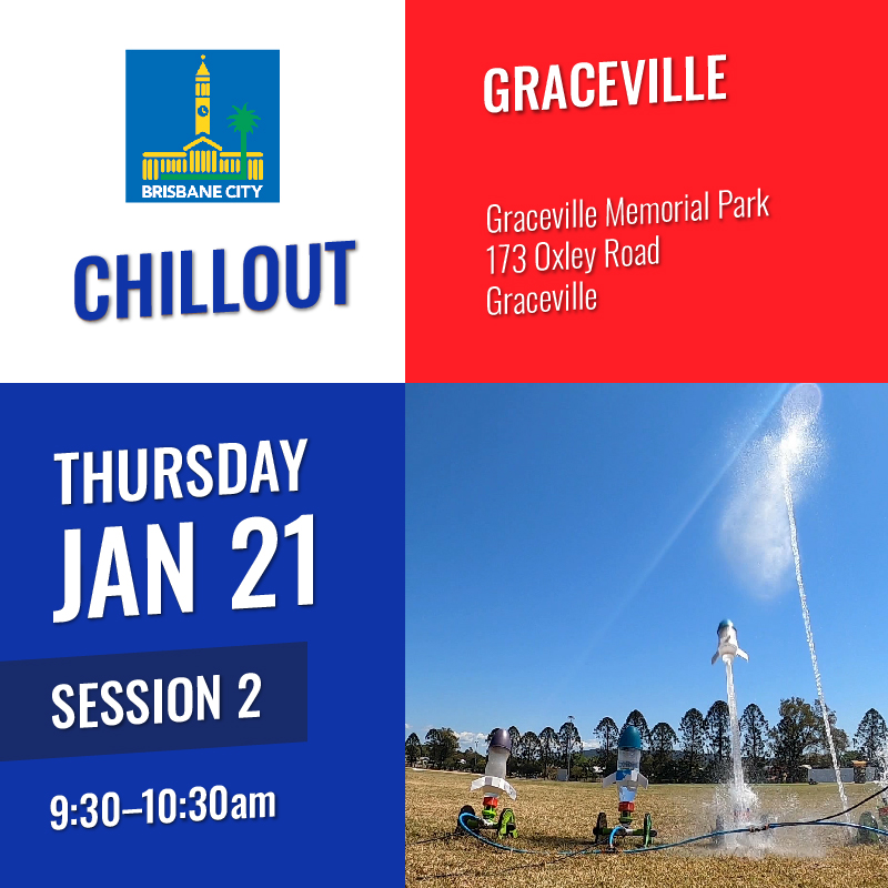 Chillout Graceville Session 2