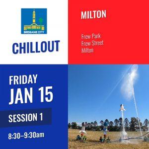 Chillout Milton Session 1