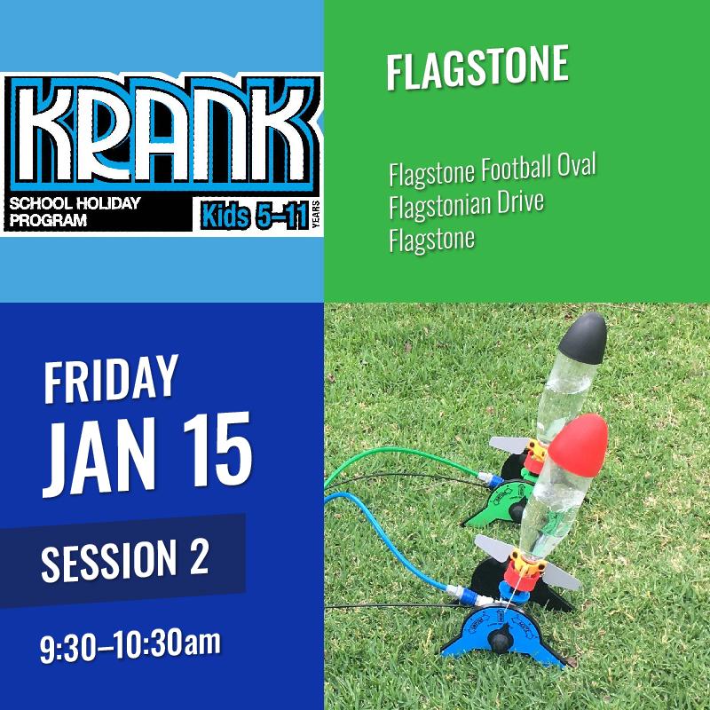KRANK Flagstone Session 2