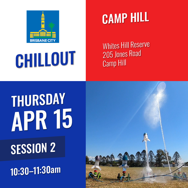 Chillout Camp Hill Session 2