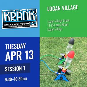 KRANK Logan Village Session 1