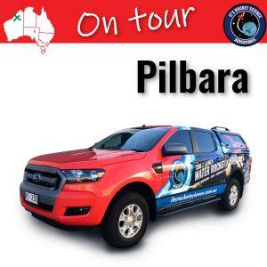 Rocket Science STEM workshops in Pilbara